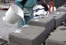 aluminum sand casting process